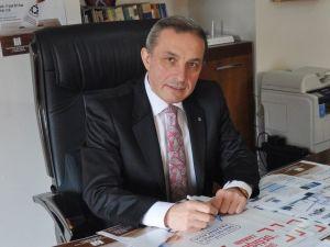 İnşaat Mühendisleri İstanbul Şubesi Başkanlığı Atilla Üstündağ Aday Oldu