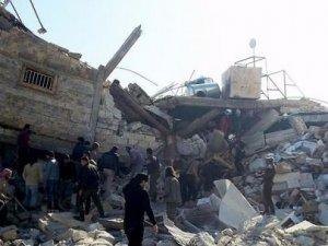 BM'den Rusya'ya: Bu bir savaş suçudur