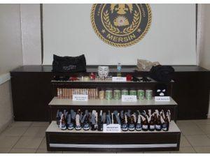 Mersin'de Terör Örgütü Yandaşı 61 Kişi Gözaltına Alındı