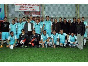 Akşehir'de 9 Mahalle Sentetik Çim Sahalarına Kavuştu