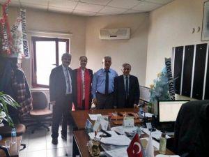 Başkan Güneş'ten Çaycuma Devlet Hastanesine Ziyareti
