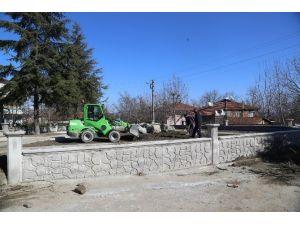 Esin Park'ın Yapımına Başlandı