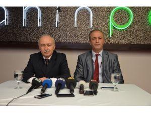 Eskişehirspor Haftalık Basın Toplantısı