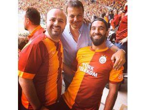 Arda Turan'dan Galatasaray'a Lazio mesajı