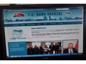 Kars Valiliği Sitesi'nden 'Sarıkamış Güvenlik Bölgesi' Yazısını Kaldırdı!