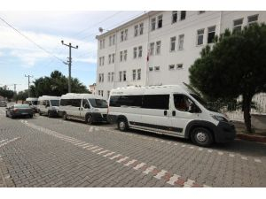 Adliye Servisiyle Mülteci Kaçakçılığı