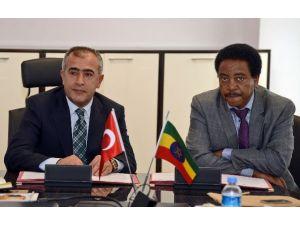 Etiyopya, EXPO 2016 Katılım Sözleşmesini İmzaladı