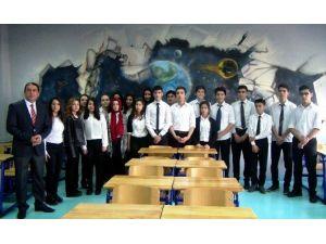 'Hayal Ettiğim Sınıfta Eğitim Görmek İstiyorum' Projesi Gaziantep'te