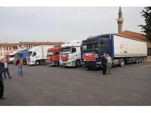 Bursa'dan Diyarbakır'daki Terör Mağdurlarına Yardım Eli