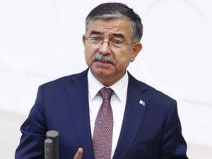 Savunma bakanı Yılmaz'dan Suriye açıklaması
