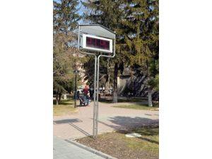 Kayseri'de Şubat Ayında Termometreler 27 Dereceyi Gösterdi