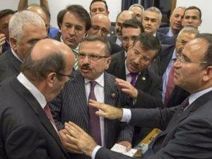 CHP'li Bekaroğlu kavga çıkardı