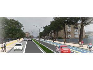 Muğla Büyükşehir Bulvar Ve Caddeleri Yeniliyor
