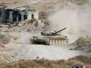 """""""Türkiye, Suriye'ye 'kara operasyonunu' görüşüyor"""""""