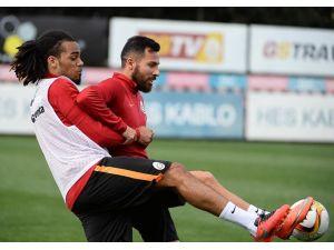 Galatasaray, Lazio maçının hazırlıklarını sürdürdü