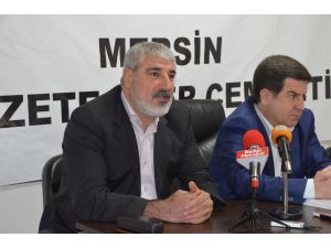 """""""Mersin Otogarı'nda büyük gerilim yaşanıyor"""""""
