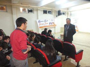 Sağlık-sen'den 'Kariyer Günleri' Toplantısı