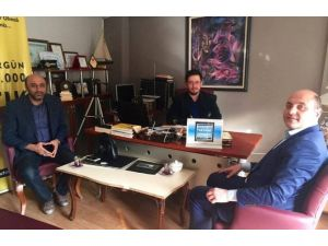 Ali Çetinbaş: Yerel Basının Şehrin Dinamitlerini Harekete Geçirmek Gibi Önemli Bir Görevi De Var