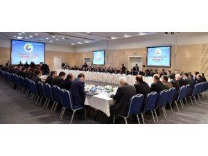 ETSO Başkanı Zıpkınkurt, TOBB Ticaret Ve Sanayi Odaları Konsey Toplantısına Katıldı