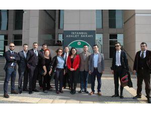 Savunmasında Erdoğan'a hakaret gerekçesiyle avukata 1 yıl 9 ay hapis cezası