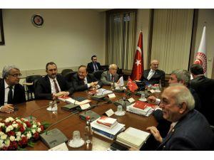 Anayasa Uzlaşma Komisyonu toplandı