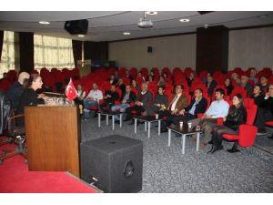 Hatay Eczacılar Odası, Üyelerine SGK Protokol Sürecini Anlattı