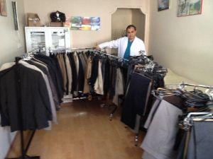 Kulu'da İhtiyaç Sahiplerine Giysi Yardımı