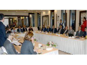 SERKA Yönetim Kurulu Sarıkamış'ta toplandı