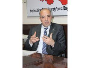 Veteriner Hekimler Odası Başkanı Hacı İbrahim Maşalacı: