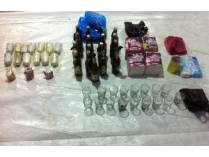 Diyarbakır'da Çok Sayıda Eyb Ve Molotofkokteyli Ele Geçirildi