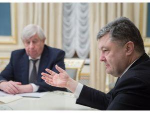 Ukrayna Başsavcısı Şokin istifa etti
