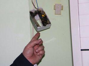 DBP binasında klima şartelinde dinleme cihazı bulundu