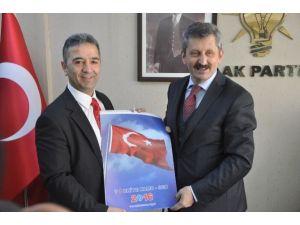 Kamu-sen'den AK Parti'ye Ziyaret