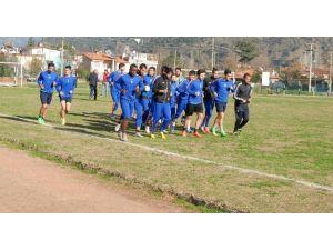 Ortaca Belediyespor, Utaş Uşakspor'a Hazırlanıyor