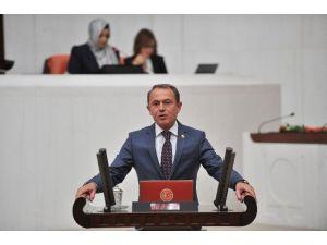 AK Partili Şahin Tin'den Terör Mesajı