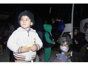 40 Mülteciyi Bırakıp Kaçtı