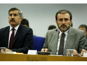Kültür ve Turizm Bakanı Ünal, siluet ve Üzümcü sorularını cevapsız bıraktı