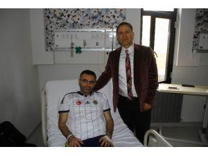 Cesaretini Topladı, Şeker Hastalığından Kurtuldu