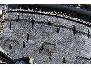 107 Ayrı Noktada 2 Bin 500 İşçinin Çalıştığı EXPO 2016 Alanında İş Güvenliği Rekoru