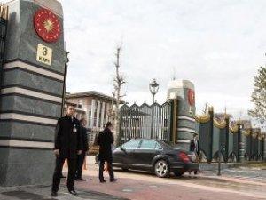 Cumhurbaşkanlığı'nda 'Acil' Güvenlik Toplantısı