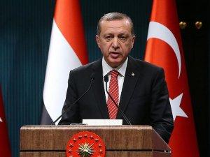 Cumhurbaşkanı Erdoğan: PYD ve YPG birer terör örgütüdür