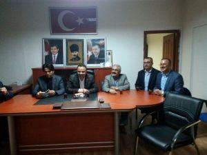 Başkan Karatay, Ortaköy İlçesinde İncelemelerde Bulundu