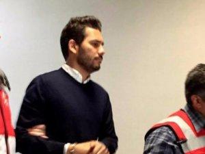 Sinan Çetin'in oğlu Rüzgar Çetin'e ibretlik ceza