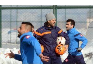 Bb Erzurumspor, Erzin Deplasmanına Hazırlanıyor