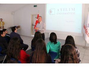 Atılım Üniversitesi'nden Üniversite Adaylarına Seminer