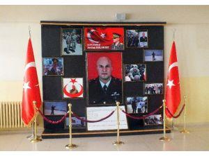 Şehit Binbaşı Arslan Kulaksız Unutulmadı