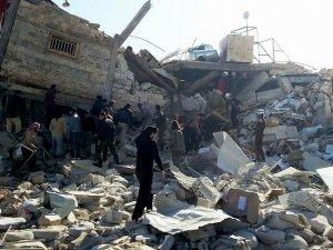 Suriye'de ölü sayısının artmasından endişe ediliyor
