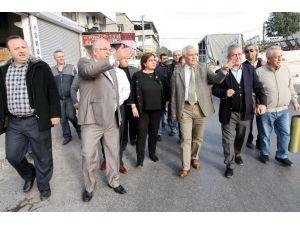 Konak'ta Esnafın 'Hurda Araç' Talebi