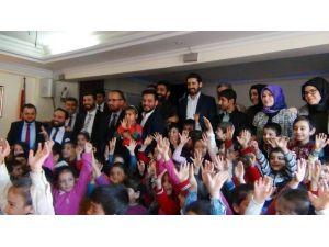 AK Parti Nilüfer Teşkilatından Sur'a Kardeşlik Eli
