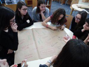 Okullarda 'Toplumsal Cinsiyet Eşitliğinin Geliştirilmesi' projesi uygulanıyor